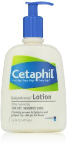 cetaphil face lotion for acne review